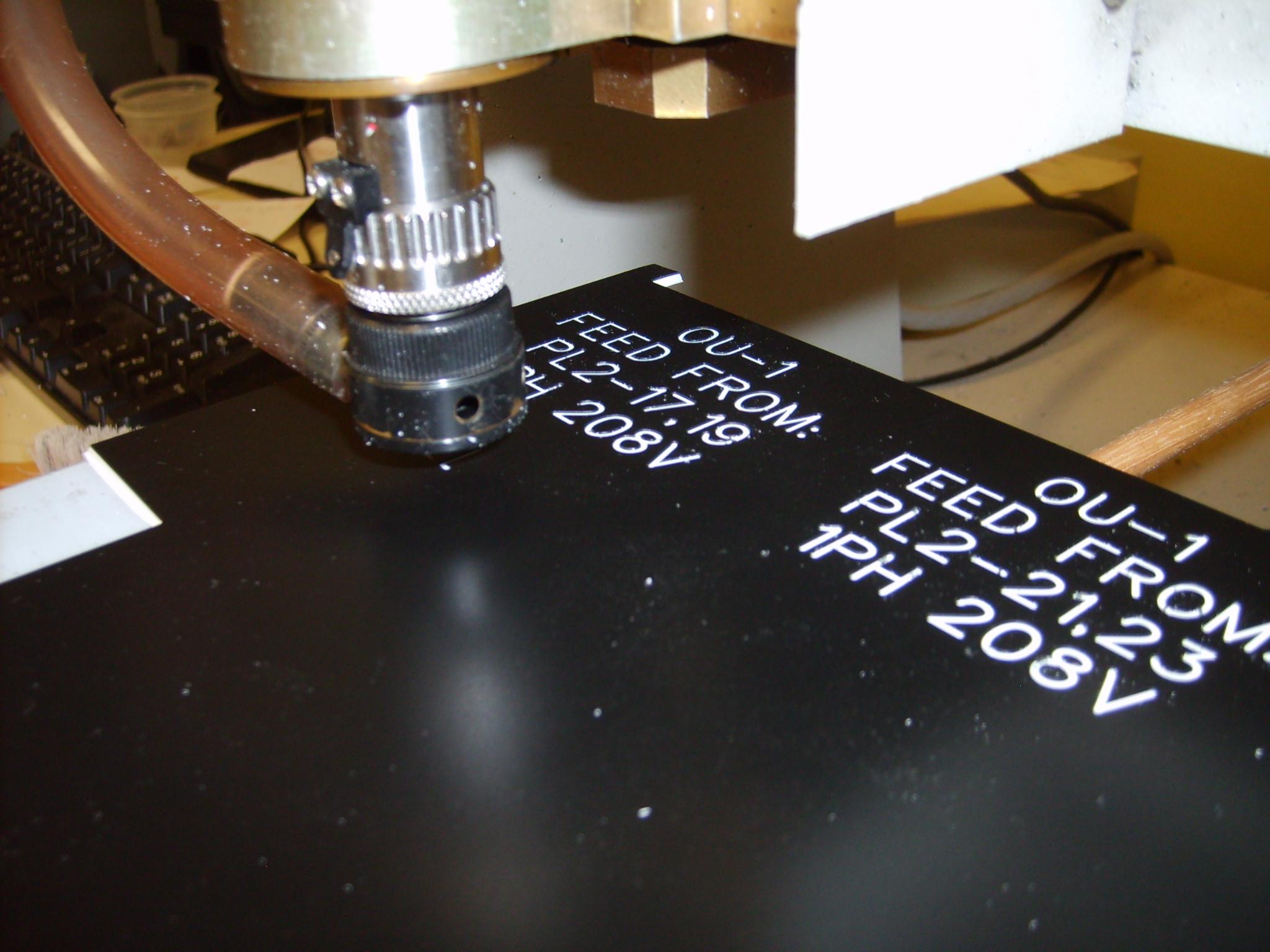 Rotory Engraver